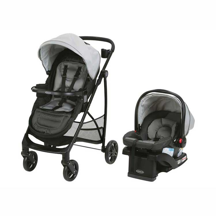a0d3aba37 Coche Graco Travel System Sphere | Ebest
