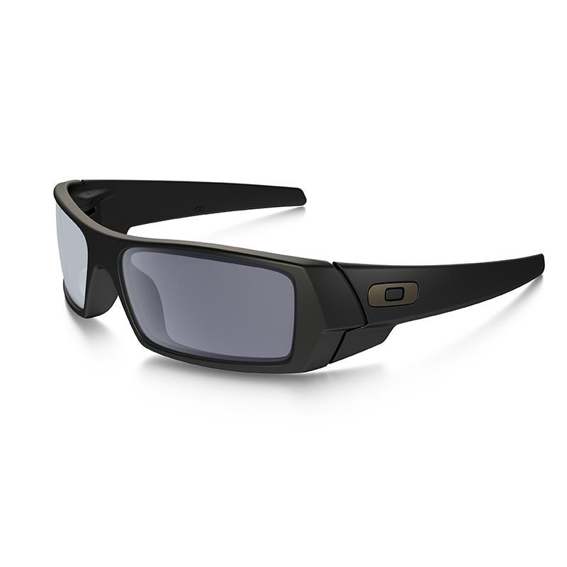 Lentes Oakley GasCan Matte Black w Grey | Ebest