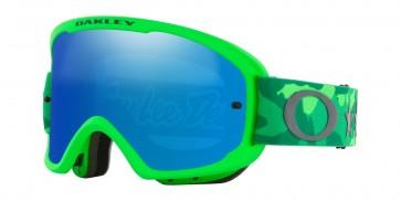 Antiparra Oakley O-Frame® 2.0 PRO MTB Troy Lee Designs Verde /Black Ice Iridium