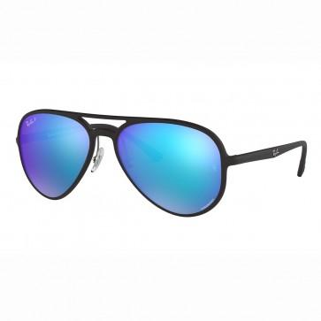 Lentes de Sol Ray Ban  RB4320CH  Chromance Azul Espejo