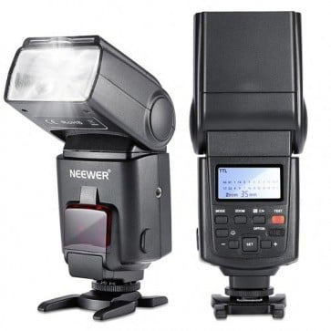 Flash Neewer NW680 para Camaras Canon 1