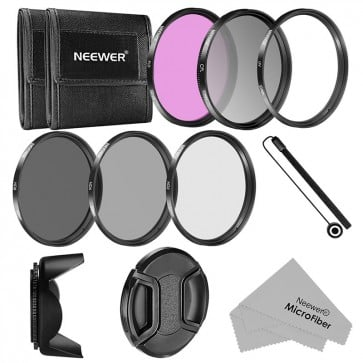 kit de Filtros de 52mm Neewer 1