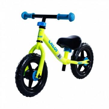 """Bicicleta de Balance Caloi Skip 1 10"""" Amarillo 1"""