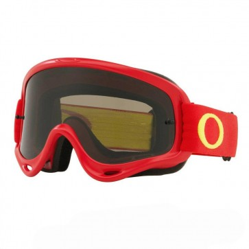 Antiparra Oakley O Frame MX Red Yellow