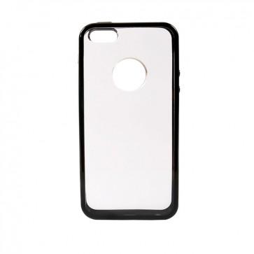 Carcasa SmartPhone Cclear iPhone 5 / 5S - Transparente Negro - Kses