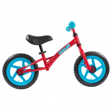 "Bicicleta de Balance Caloi Skip 2 12"" Roja"