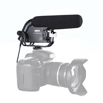 Microfono Boya Direccional para cámaras DSLR BY-VM190P 1