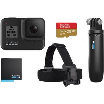 Bundle Gopro Hero 8 Black