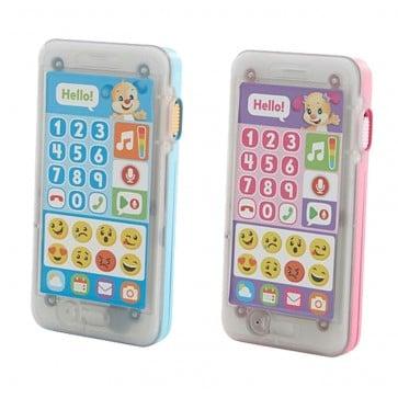 Mi Primer Teléfono de Aprendizaje Fisher Price