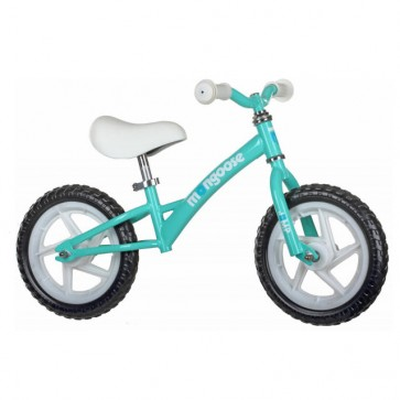 """Bicicleta de Balance Mongoose 12"""" Menta"""