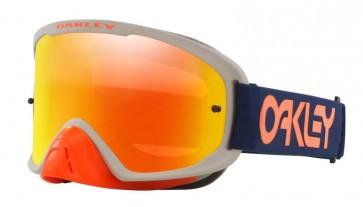 Antiparra Oakley O Frame 2.0 PRO MX Factory Pilot Orange Blue