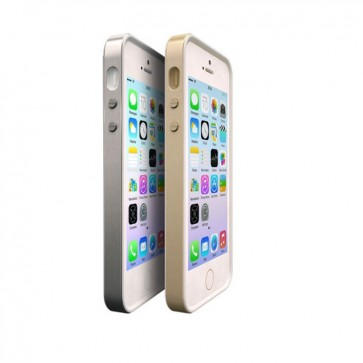 Carcasa Super Slim Bumper iPhone 5 / 5S - Patchworks