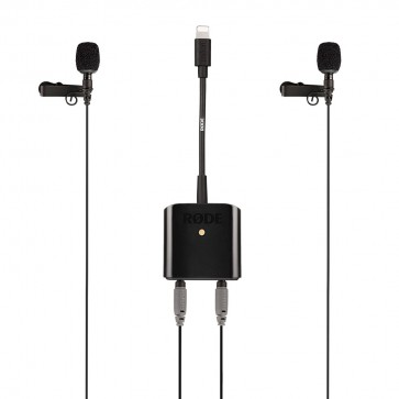 Kit de entrevista Móvil SC6-L Para Dispositivos Apple Rode
