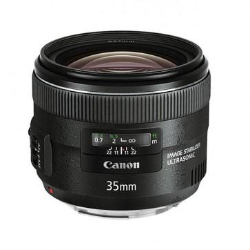 Lente Canon EF 35mm F/2 USM 1