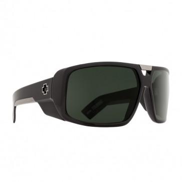 Lentes de Sol Spy Tourning Black Happy Grey Green 1