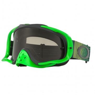 Antiparras Moto Oakley Crowbar MX Verde