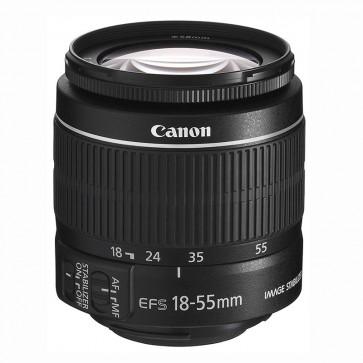 Lente Canon EF-S 18-55mm F/3.5-5.6 IS II