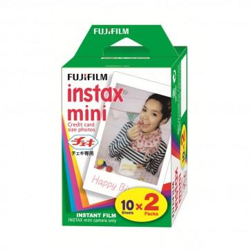 Fotos para camara instantanea Instax Mini Film 2 Pack - Fujifilm