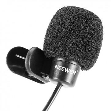 mini micrófono de solapa Neewer 1