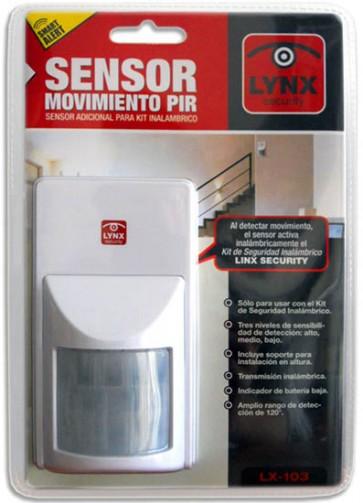 Sensor Movimiento PIR