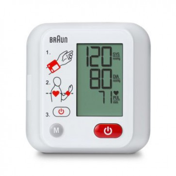 Medidor de Presion Arterial VitalScan 1 Braun 1