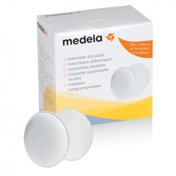 Discos Re utilizables Anti bacterianos - Medela