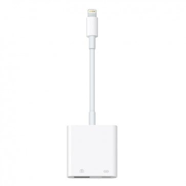 Adaptador de camera Ligthning a USB 3.0 Apple