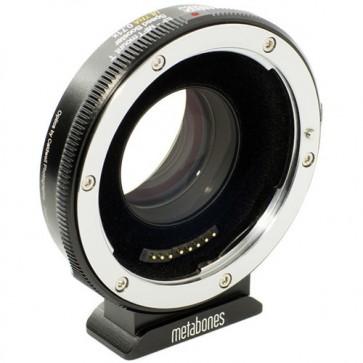 Adaptador de Lente T Booster Ultra 0.71x de Canon Full Frame EF a Micro 4/3 Metabones
