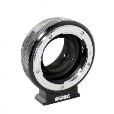 Adaptador de Nikon G/F a Sony E mount Metabones