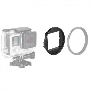 Adaptador de Filtro para GoPro Neweer 3