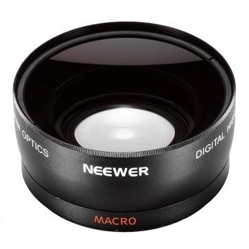 Adaptador Ojo de Pez y Macro para Lente 58mm Neweer 2