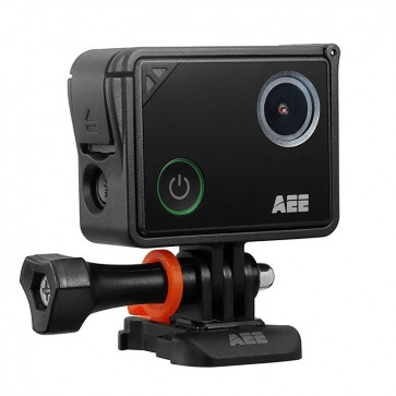 Cámara acción AEE Lyfe Silver 4K  con Pantalla LCD Tactil 1