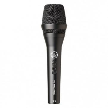 Micrófono Dinamico Inalambrico P3S