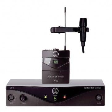 Microfono Lavalier AKG Perception Wireless Presenter Set
