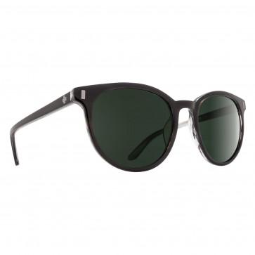 Lentes de sol Spy Alactraz Black Horn Happy Gray Green 2