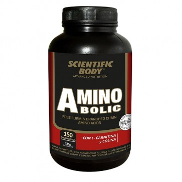 Amino Bolic 150 Tab Scientific Body