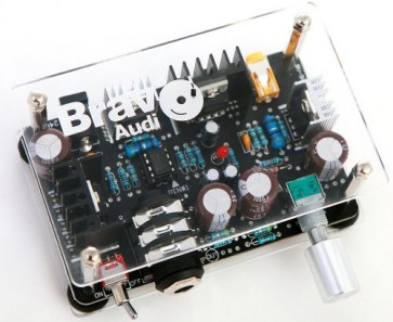Amplificador de Audifonos Bravo Audio V2