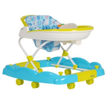 Andador para bebé Q' Yatcht 2 en 1 Infanti 5