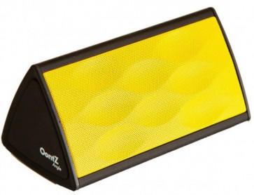 Parlante Portátil Bluetooth Oontz Angulo - Cambridge Soundworks color amarillo