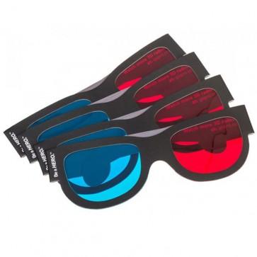 Anteojos 3D GoPro, tu lente al mejor precio
