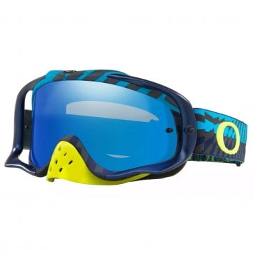 Antiparras Moto Oakley Crowbar Mx Braking Bump