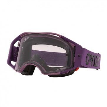 Antiparras Oakley Airbrake MTB Prizm Stripe Lavender