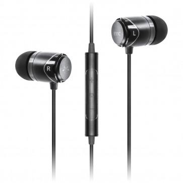 Audifono Bluetooth con Microfono SoundMAGIC E11C Negro