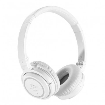 Audifono Bluetooth SoundMAGIC P22BT Blanco