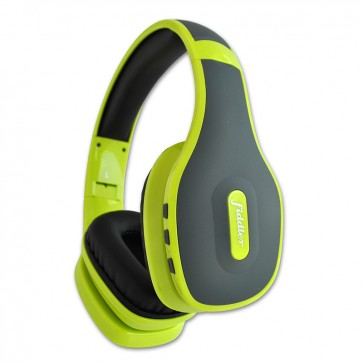 Audífono Bluetooth 4.0 con Micrófono Verde - Fiddler