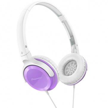 Audífonos Plegables blancos Color - Pioneer