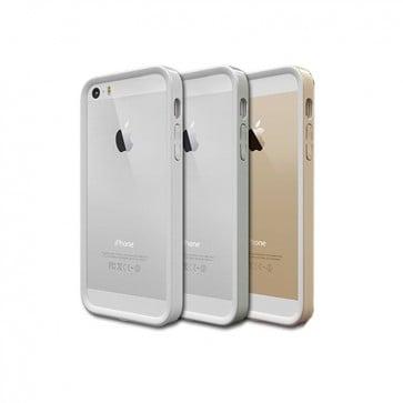 Carcasa Ultraslim Bumper + Lámina Protectora - Iphone 5/5s - Colorant
