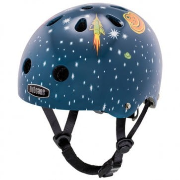 Casco Bebe Nutty Outer Space - Baby Nutty