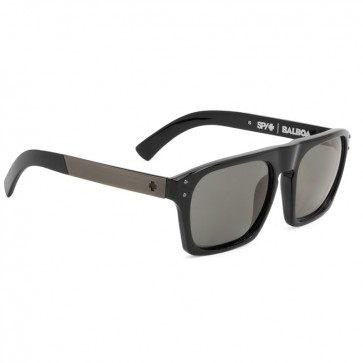 Lente de sol Spy Balboa -spy-black-happy-grey-green