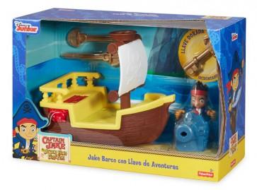 Barco de Jake Llave de Aventuras